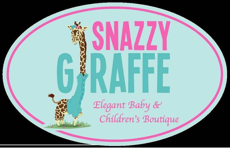 Snazzy Giraffe
